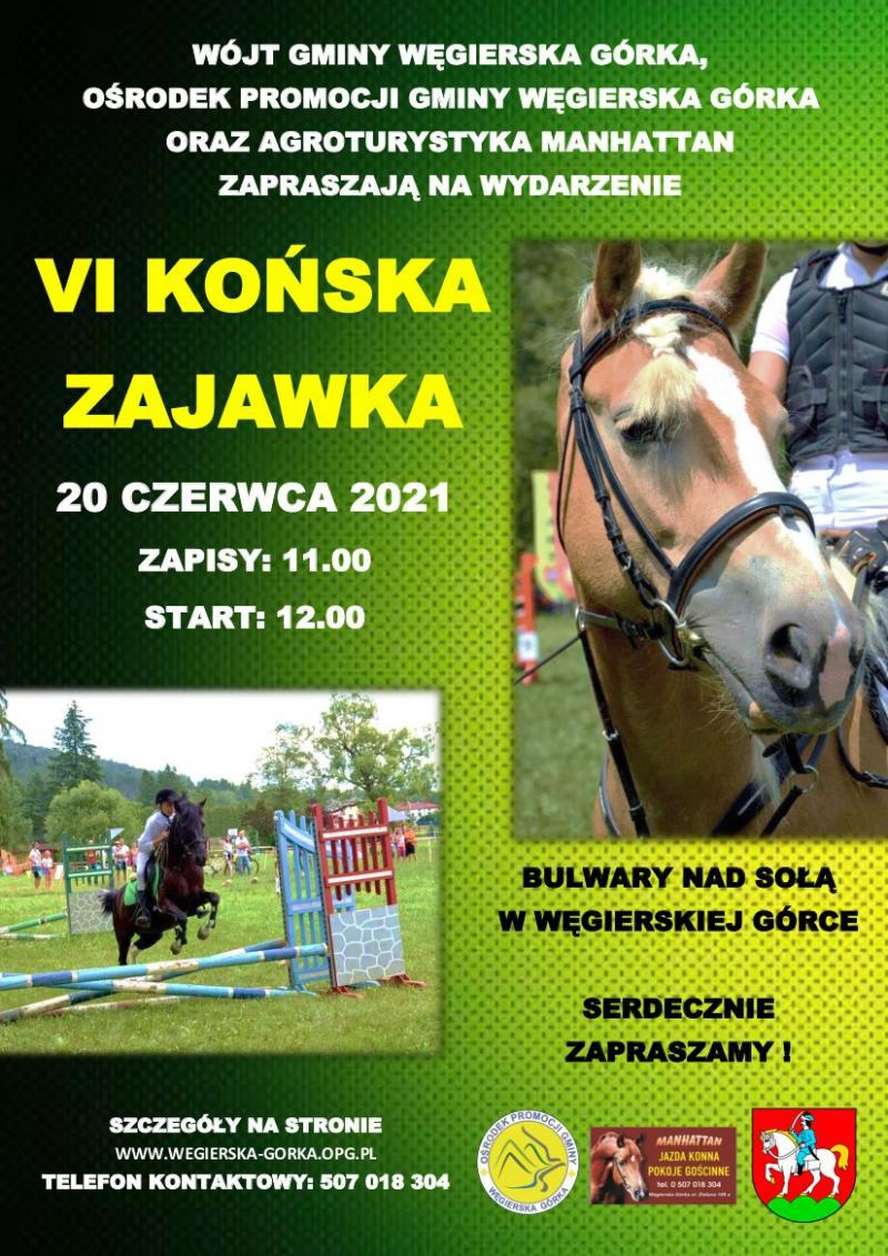 """""""VI Końska Zajawka"""""""
